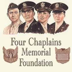 logo four chaplains